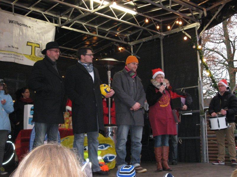 Töster Christkindlmarkt 2012 | Tostedt