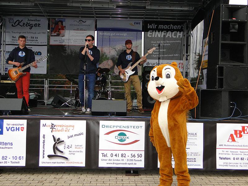 Töster Flohmarkt 2013