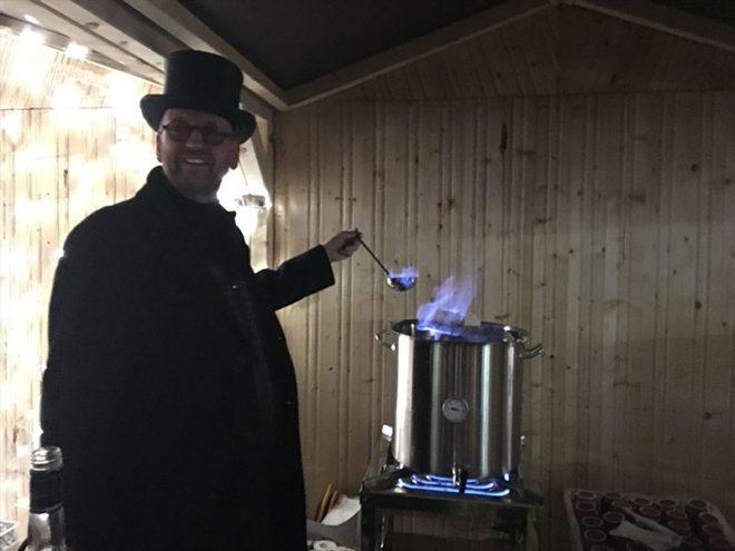 Christkindlmarkt - Feuerzangenbowle