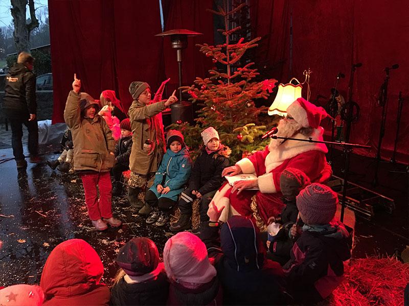 Christkindlmarkt - Laternelaufen mit Ekki