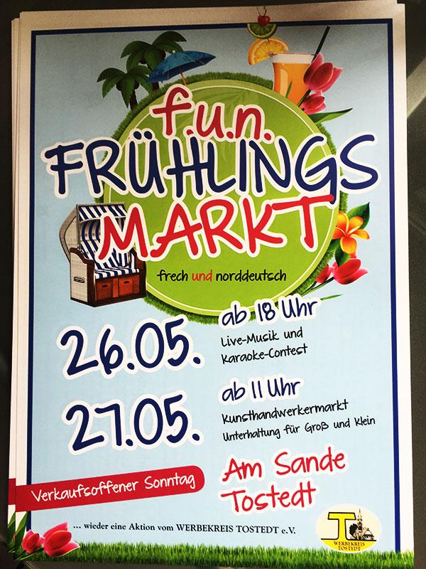 f.u.n. Toester Frühlingsmarkt 2018