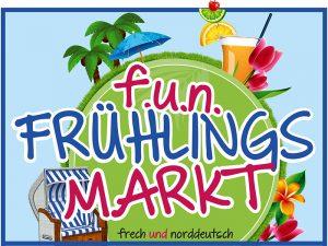 Frühlingsmarkt f.u.n. auf dem Sande, Tostedt @ Am Sande