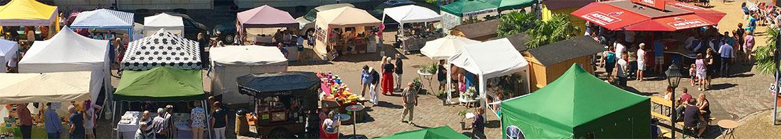 Töster Kreis Marktplatz